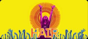Two Pairs of Tickets to the Broadway Musical HAIR