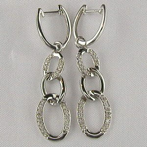 Diamond Earing retail value $500.00